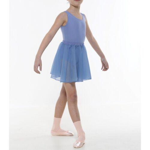 NEW CHILDRENS//GIRLS COTTON ISTD LEOTARD ALL SIZES BLUE//PLUM