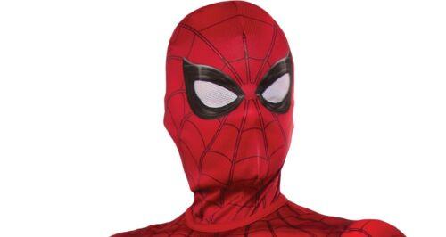 Enfant Adulte Marvel Spider-Man Homecoming Capuche Masque Costume Accessoire