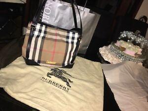a319c529f1bb Image is loading brand-new-burberry-handbag