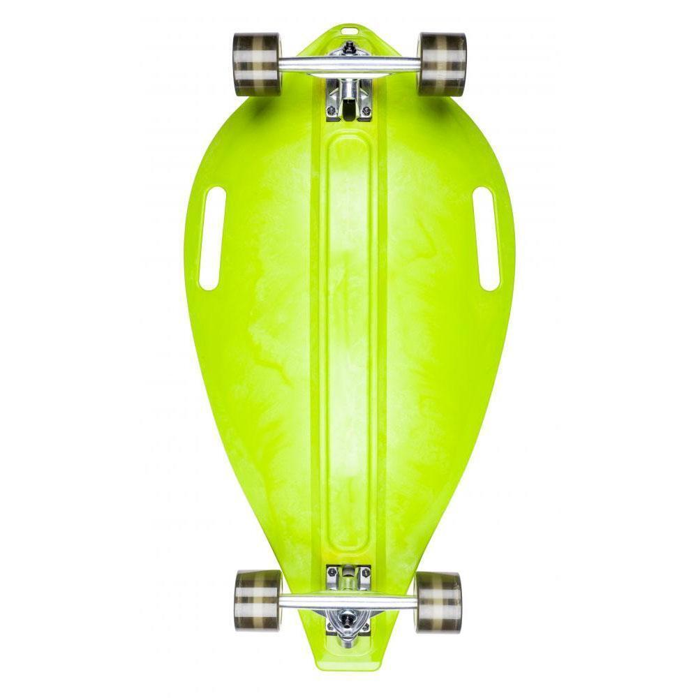 Street Sledge Completo verde Cohete