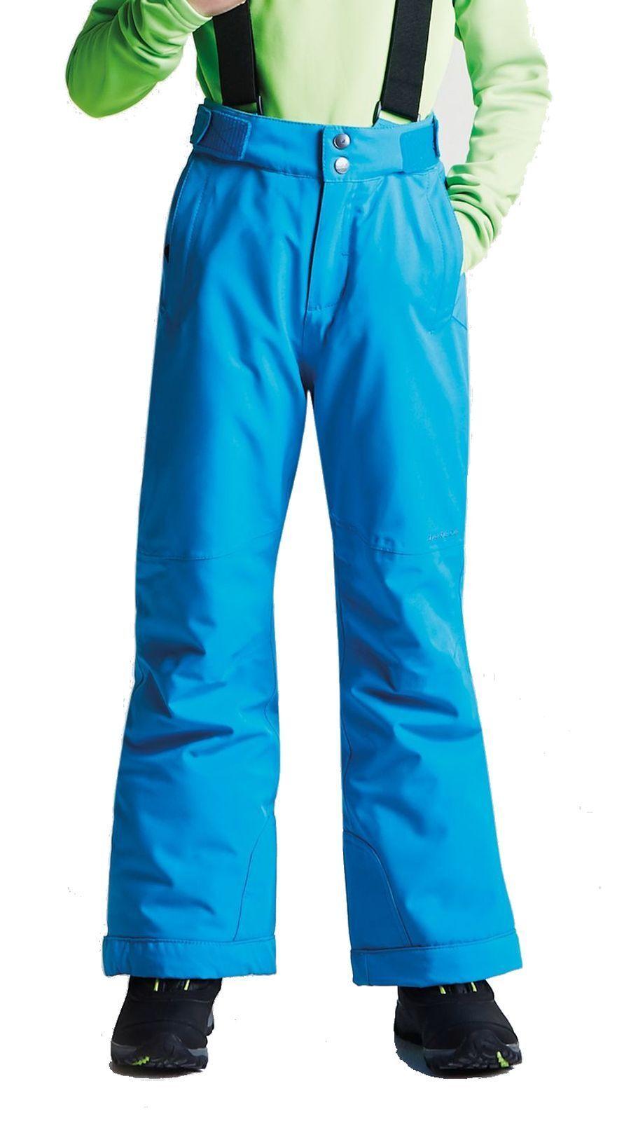 Dare2b Kinder Ski Hose Skihose TAKE ON PANT fluro bluee