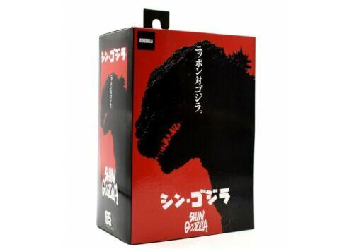 Neca Shin Godzilla 2016 12 inch Head to Tail Action Figure