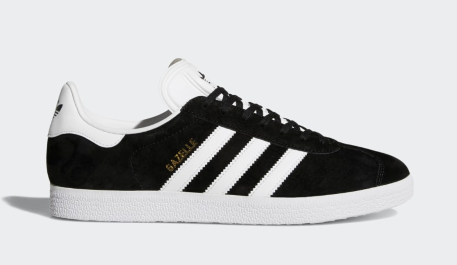 Détails sur Adidas Originals Gazelle Pour Homme Baskets Chaussures De Loisirs Noir Bleu Marine Gris Taille afficher le titre d'origine