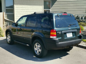 2004 Ford Escape XLT V6 3.0L, 4WD