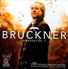 Bruckner: Symphony No. 4 Super Audio Hybrid CD (CD, Feb-2015, Reference Recordings)