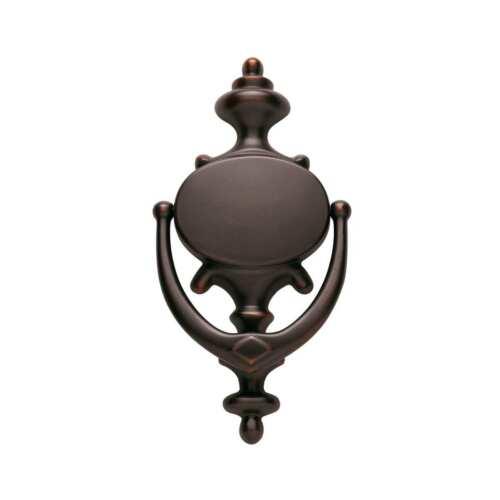 NWB Baldwin Hardware Imperial Door Knocker In Venetian Bronze 0116.112
