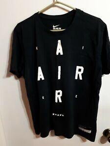Nike-Air-Tee-Official-Atletics-Cut-Premium-Finish-Shirt-Sz-Large