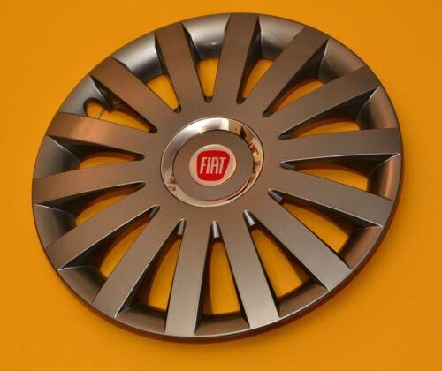 "wheel trims Covers 14 inch Hub Caps 4x14/"" Fiat Punto,500..."