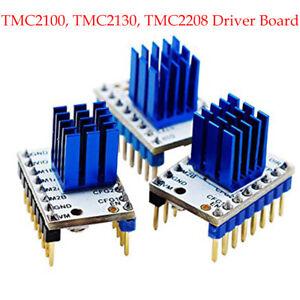 Nuevo-TMC2130-TMC2100-TMC2208-Stepstick-Controlador-de-Motor-Paso-A-Paso-Modulo-Para-Impresora-3D