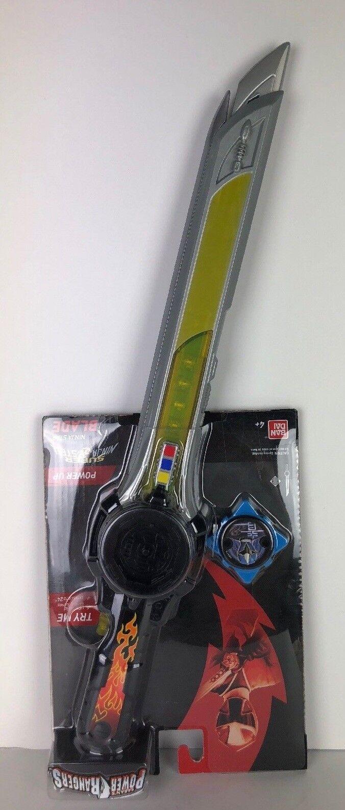 Power Rangers Ninja De Acero Hoja Estrella Ninja súper