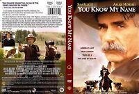 You Know My Name Dvd 2006 Sam Elliott, Carolyn Mccormick (1999)