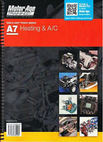 A7 Ase Automobile Heating Air Conditioning Hvac Test Prep Study Manual Motorage