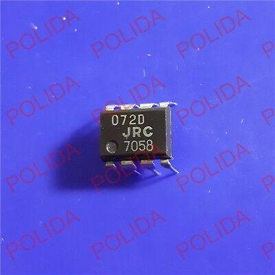 5PCS NEW JRC NJM072D JRC072D 072D DIP-8 ntegrated Circuit IC
