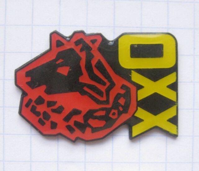 OXX klein / GOLD OCHSEN / ULM    ................... Bier-Pin (110c)