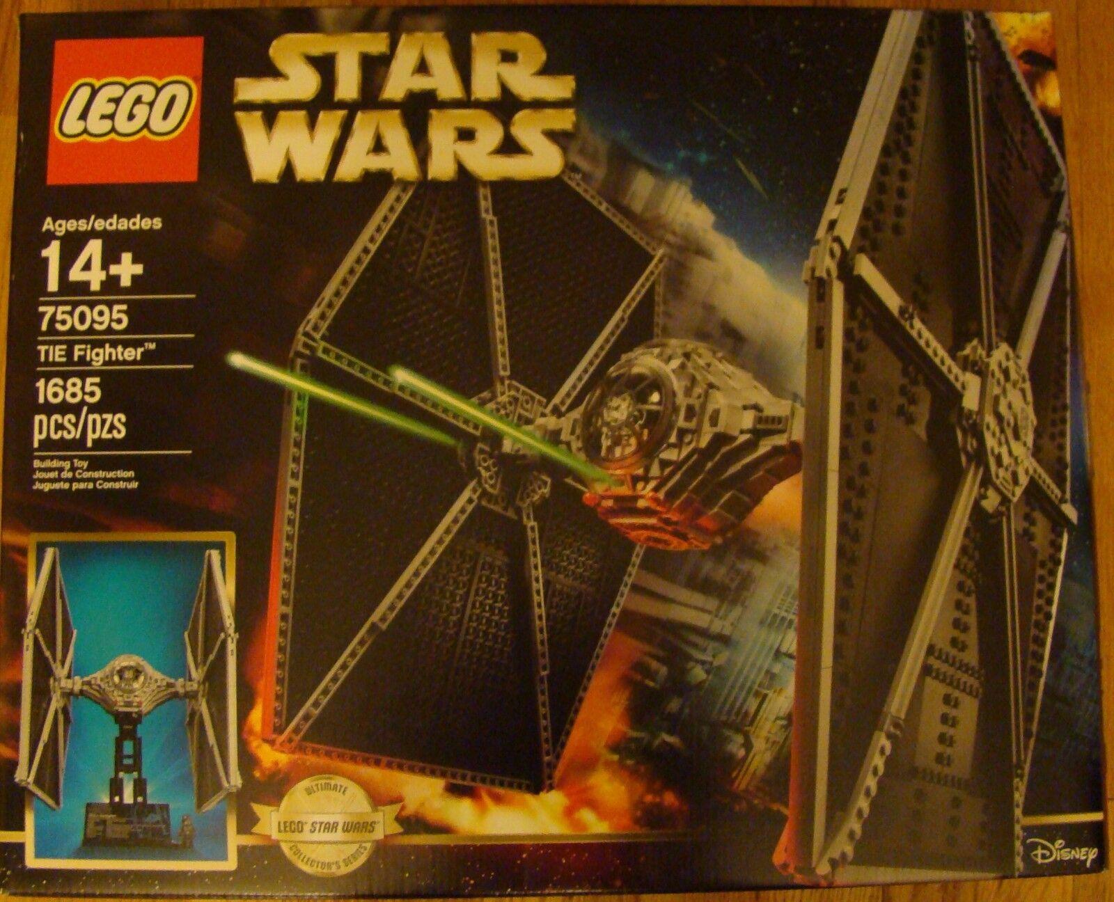 LEGO Star Wars 75095 cravate Fighter Building  Kit nouveau unopened  meilleure qualité meilleur prix