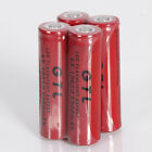 New 36x 18650 GTL Li-ion 5300mAh 3.7V RED Rechargeable Battery for LED Torch MP4