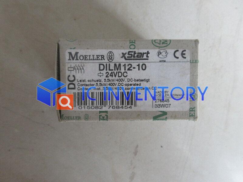 1PCS NEW EATON MOELLER DILM12-10
