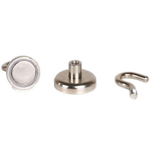 Neodym Magnethaken Magnetösen Hakenmagnete Magnete Haken Edelstahl Aufhänger