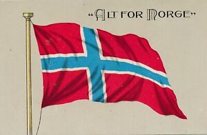 NORWAY - Alt For Norge Everything For Norway - udb (pre 1908)