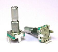 2pcs Alps Rotary Encoder With Push Button Switch Function