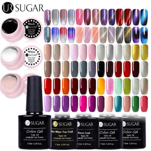 120-Couleur-Multiple-UV-Gel-Nail-Art-Semi-Permanent-Vernis-a-ongles-UR-SUGAR