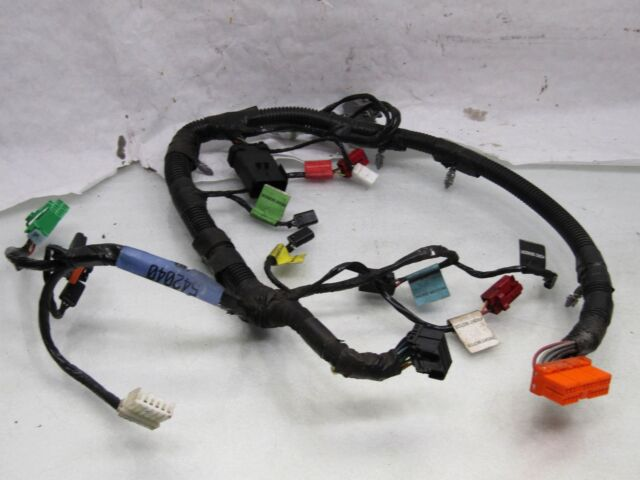 Jeep Grand Cherokee WJ 99-04 NS Left Front Seat Electrics Wiring Harness on