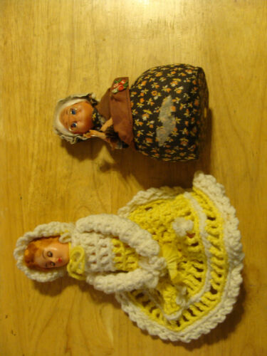 Set of 2 Assorted Designs of Dolls