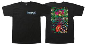 Dogtown Skateboards Web Old School Black T-Shirt