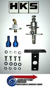 HKS-Adjustable-Fuel-Pressure-Regulator-FPR-2-5K-For-R33-GTS-T-Skyline-RB25DET