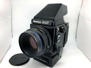 FedEx-Nr-Estado-perfeito-Mamiya-RZ67-Pro-Ae-Finder-sekor-Z-110mm-F2-8-W-Do-Japao
