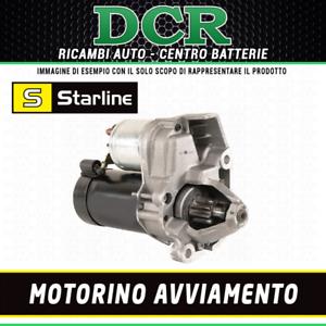 Motorino d/'avviamento  STARLINE SX5062 CHEVROLET DAEWOO SUZUKI