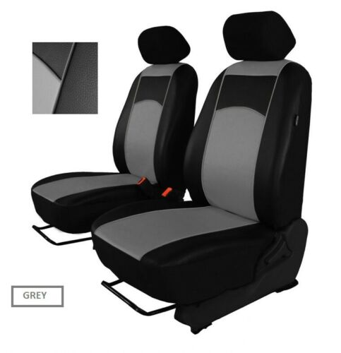 Eco-Leather Tailored Full Set Seat Covers PEUGEOT RIFTER LONG 2018-on 7 seats