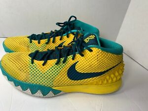 uk availability f3263 bc4d2 Image is loading NIKE-Kyrie-1-Letterman-705277-737-Sz-11-
