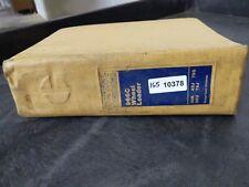 Cat Caterpillar 966c Wheel Loader Service Manual