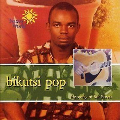 So' Forest Bikutsi Pop CD NEW SEALED World Music Africa