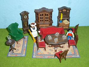 nostalgie wohnzimmer zu puppenhaus aus 5316 playmobil 041, Wohnzimmer