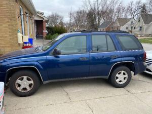 2002 Chevy Trailblazer LT AWD - California Vehicle - No Rust!
