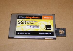 3COM MEGAHERTZ 3CXM356 Modem Driver PC