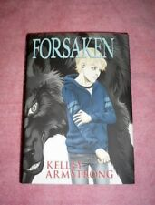 Forsaken by Kelley Armstrong (2014, Hardcover)