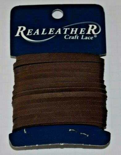 Latigo Leather Lace You Choose the Color! 1 card of 1//8 inch x 4 yards