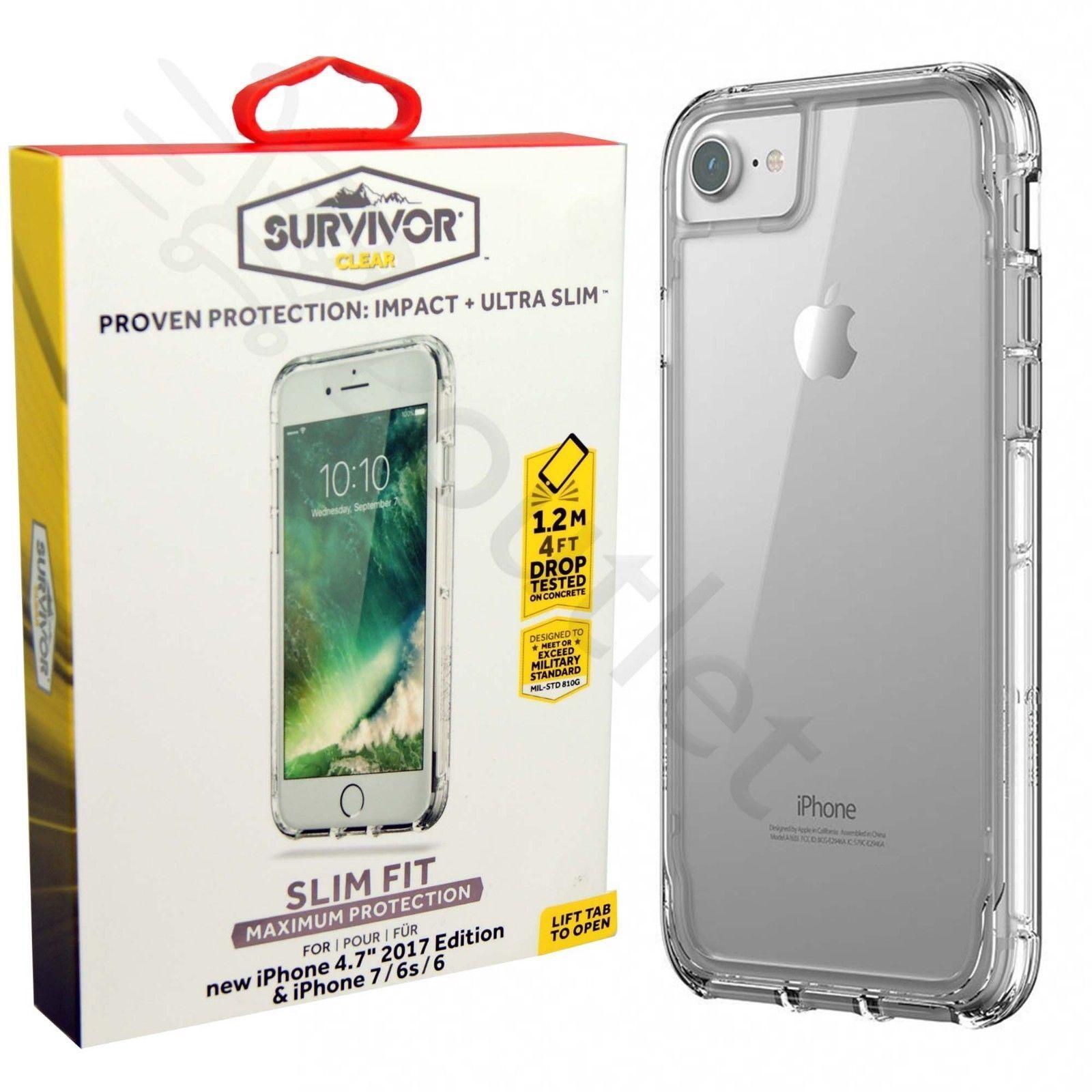 coque iphone xr transparente survivor