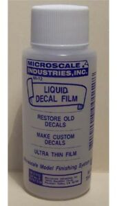 Microscale Liquid Decal Film 1fl.oz