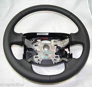 Land Rover Brand Range Rover Sport Lr3 Oem Nappa Heated Steering Wheel Ebay