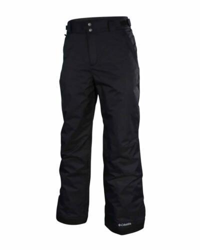 Columbia Men Arctic Trip Omni Heat Ski Snowboarding Waterproof Pants Black Sz M