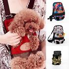 Pet Dog Backpack Carrier Front Bag or Back Pack Puppy Pouch Cat With Legs Out