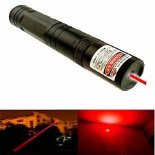 650nm Military 851 2in1 Power Focus Red Laser Pointer Pen Visible Beam Light 1mw