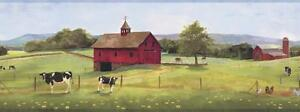 Wallpaper-Border-Country-Red-Barn-Cows-in-Pasture