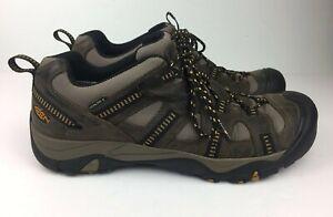Keen 'Dry Targhee II' Shoes Men's Hiking Trail Sport Low Top Waterproof  Sz 13