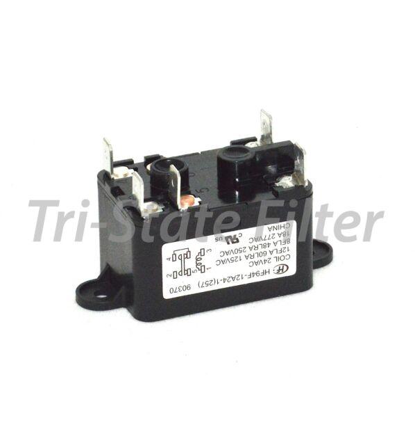 Tyco 24 Volt Furnace Relay 9400Y04Q115 8420303306A 84-20303-306 H1-24C30-65