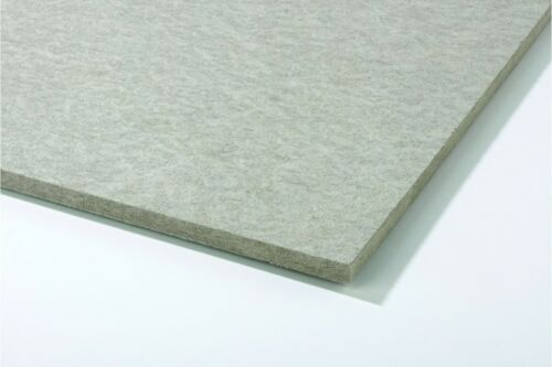 24 Courier 3 x 9mm Thick x 1200mm Long x 600mm Wide Sheet Sundeala Board Grey